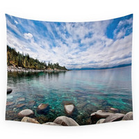 Society6 Tranquility Wall Tapestry