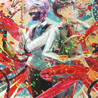 Tokyo Ghoul Sparkle Poster