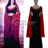 The Lord of the Rings Fairy Princess Cosplay Costume