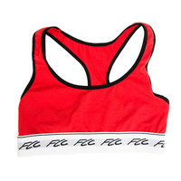 FCC SPORT BRA RED