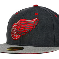 Detroit Red Wings NHL Graph It 59FIFTY Cap