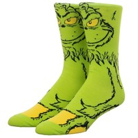 The Grinch Crew Sock