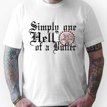 """Simply One Hell Of A Butler"""""""