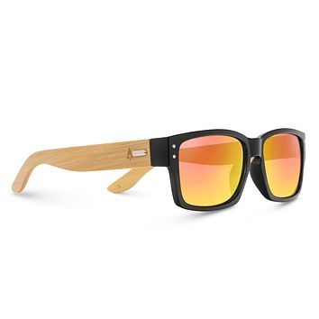 Wooden Sunglasses // Hendry 43