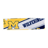 Michigan Wolverines NCAA Stretch Headband
