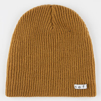Neff Daily Mens Beanie Antique Gold One Size For Men 15726562301