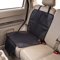 Freddie and Sebbie Car Seat Protector, Child or Baby Auto Seat Protector Mat, Your Prefect Protection For Car Seats