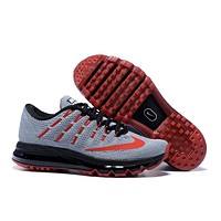 """Nike Air Max"" Men Sport Casual Air Cushion Sneakers Running Shoes"