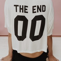 TRINA THE END 00 TOP