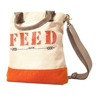 FEED for Target® Women's Crossbody Bag -Orange