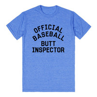 Official Baseball Butt Inspector