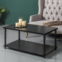 Mainstays Logan Coffee Table, Multiple Finishes - Walmart.com