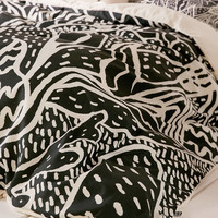 Kris Tate For DENY The Garden Duvet Cover | Urban Outfitters