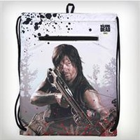 The Walking Dead Daryl Dixon Insulated Cinch Bag