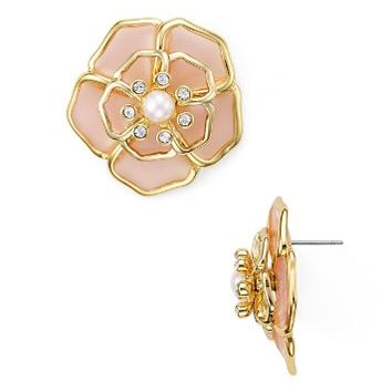 kate spade new yorkFloral Stud Earrings