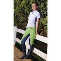Romfh International Brights Breeches - Ladies, Full Seat and Front Zip Full Seat Breeches   EquestrianCollections MOBILE