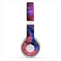 The Super Nova Neon Explosion Skin for the Beats by Dre Solo 2 Headphones