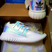 Adidas Women Fashion Multicolor Trending Running Sports Shoes