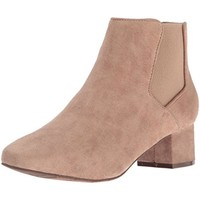 BC Womens Bundle Faux Suede Booties Ankle Boots