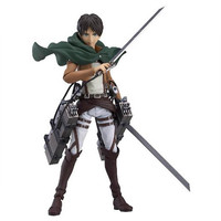 Attack on Titan figma : Eren Yeager