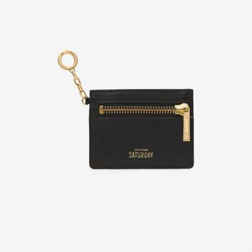 Kate Spade Saturday Zipline Card And Coin Purse