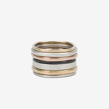 Four Color 7-Round Stack