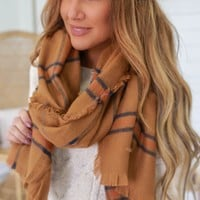 Honey Hill Orchard Scarf