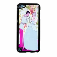 Cinderella Floral Party iPod Touch 5th Generation Case