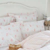 Buy Cabbages & Roses Catherine Rose Bedding | John Lewis