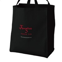 Forgive Bag | Zazzle