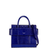 Givenchy Horizon Mini Python Satchel Bag