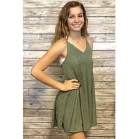 Mint Daze Dress- Mint