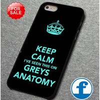 Grey's Anatomy Pattern  for iphone, ipod, samsung galaxy, HTC and Nexus PHONE CASE