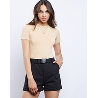 Lany Short Sleeve Bodysuit