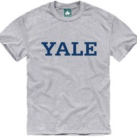 Yale Classic T-Shirt (Heather Grey)