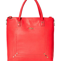 Bengie Leather Tote