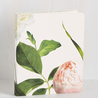 Like It or Note Notebook in Flora   Mod Retro Vintage Desk Accessories   ModCloth.com