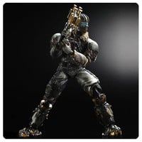 Dead Space 3 Isaac Clarke Play Arts Kai Action Figure - Square-Enix - Dead Space - Action Figures at Entertainment Earth