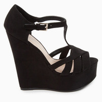 Be the One Wedge Sandal $40