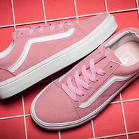 shosouvenir  VANS  fashion casual shoes
