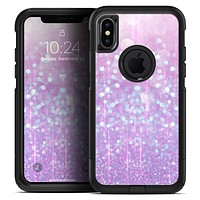 Pink Unfocused Orbs of Light  - Skin Kit for the iPhone OtterBox Cases