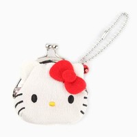 Hello Kitty Mini Coin Purse: To Go