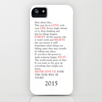 2015 iPhone & iPod Case by Deadly Designer