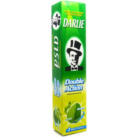 Darlie Double Action Fluoride Toothpaste 2 Mint Powers 200g 7oz