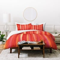 Sophia Buddenhagen Tama Sunset Duvet Cover