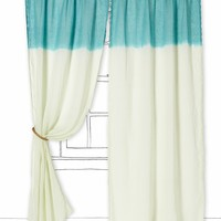 Ombre Waves Curtain