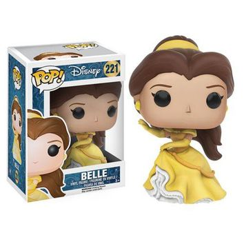 Beauty and the Beast Belle Gown Version Pop! Vinyl Figure