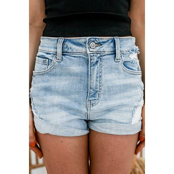 Cave Creek Denim Shorts