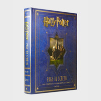 Harry Potter™ Page To Screen: The Complete Filmmaking Journey