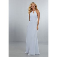 Morilee Bridesmaids 21563 Simple Chiffon Bridesmaid Dress